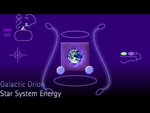 (Version 1.0) Multidimensional - Galactic Orion Star System Energy - meridian energy