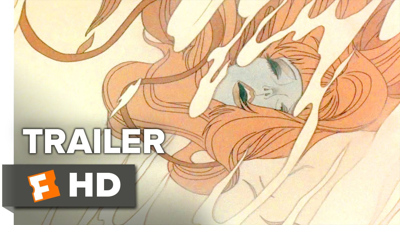 Belladonna of Sadness Official US Release Trailer (2016) - Drama HD