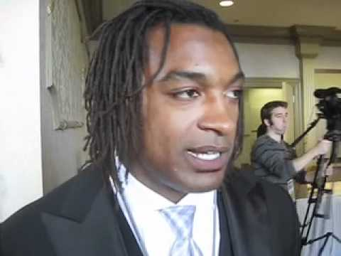 Nestor chats with Cedric Benson about Bengals Ravens battles