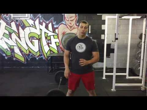 The Biggest Hang Clean Mistake