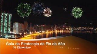 Agenda Turística Fin de Año en Acapulco