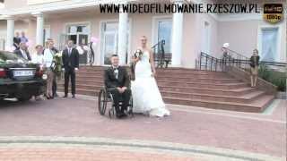 Kasia i Mariusz - 29.09.2012 - obstawa weselna - Wideofilmowanie Rzeszów