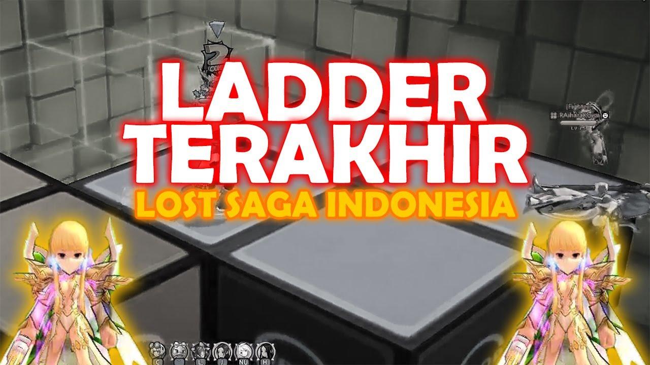 Ladder Hari Terakhir H-1 Tutup - Lost Saga Indonesia #SeeYouNextTime