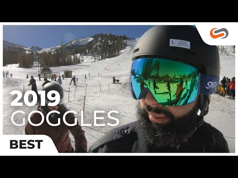 Best Ski And Snowboard Goggles Of 2019 || SportRx