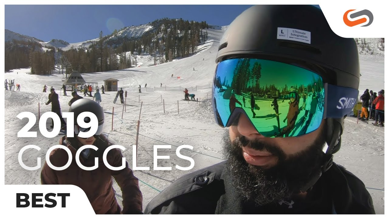 2ff3352d82 Best Ski and Snowboarding Goggles of 2019 - YouTube