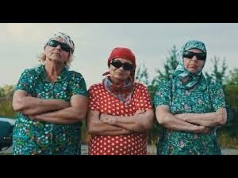 Танцы бабушек, Бабки жгут, танцуют, сборка 2017    Dancing Grandmothers, Grandmothers Lit