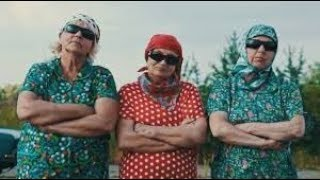 Танцы бабушек, Бабки жгут, танцуют, сборка 2017 || Dancing grandmothers, Grandmothers lit