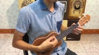 Hoc đàn Ukulele - Bài hát Ô Mê Ly - Minh Phụng