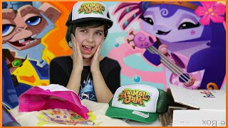 Animal Jam Swag - Surprise Package Opening Shirts, Hats and More