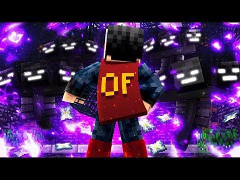⭐Minecraft : Factions Sombrio #48 Mega farm de WITHER!!!