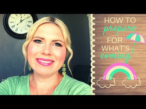 #123) - HOW TO PREPARE FOR WHAT'S AHEAD!