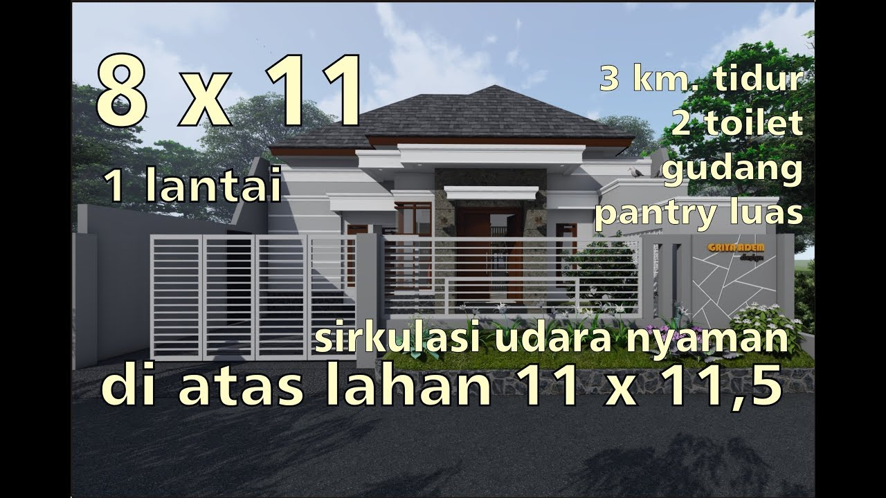 860+ Gambar Rumah Sederhana 6 X 8 HD Terbaru
