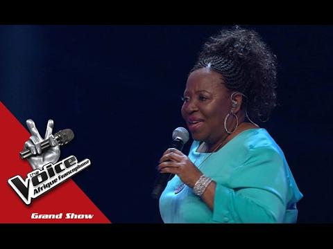 Patience Dabany (Invitée) - 'on vous connaît' - Finale | The Voice Afrique francophone 2016