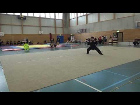 3rd Wushu Swiss Open 2017 - Traditional Taolu/Taijiquan Part 3