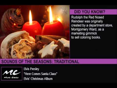 Music Choice  - Sounds of the Seasons - Traditional Christmas Channel (reconstruction)