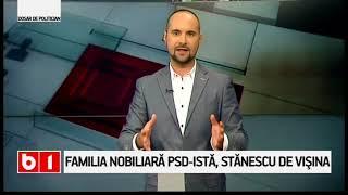 Dosar de Politician: Cine este Baronul Paul Stănescu, viitorul ministru al Ministerului Dezvoltarii