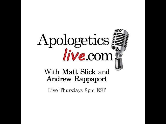 Open Q&A | Apologetics Live 07/25