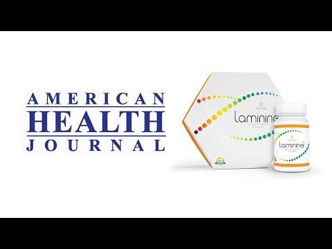 Laminine American Health Journal 2016