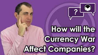 Bitcoin Q&A: How will the currency war affect companies?