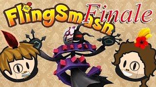 Fling Smash Finale! Twas Fun | G over Tea