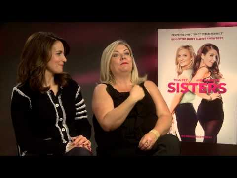 Tina Fey and Paula Pell talk 'Sisters' with Attitude