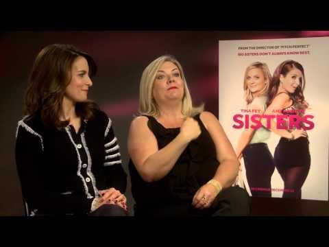 Tina Fey and Paula Pell talk 'Sisters' with Attitude
