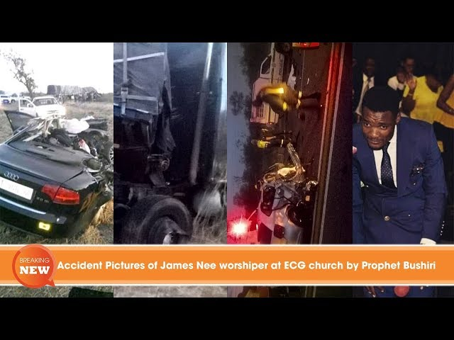 Hot new: Accident Pictures of James Nee worshiper at ECG church by Prophet Shepherd Bushiri