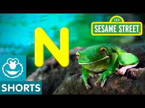 Sesame Street: N is for Nature