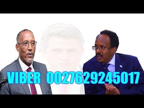 Ingiriiska oo Ka Farxiyay Somaliland Iyo Farmaajo aad Uga Xumaaday  09/01/2019