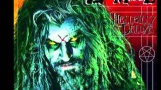 Rob Zombie - Dragula With Lyrics
