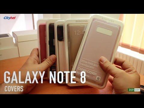 Galaxy Note 8 original covers (BG)
