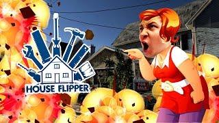 ES REICHT! - House Flipper
