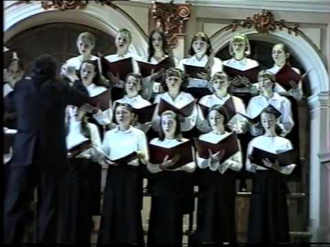 Choir Cheruvymy - Messe in A, op. 126, Josef Gabriel Rheinberger