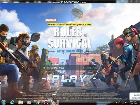 How To Cheat In Rules Of Survival 100% Working PC 2018