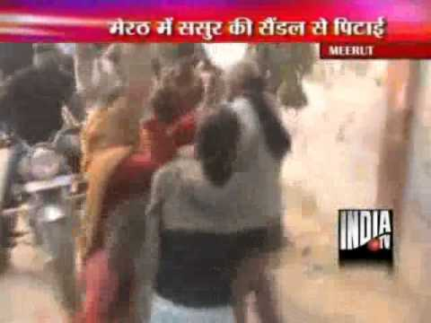 Daughter-In-Law, Relatives Bash Up Man In Meerut