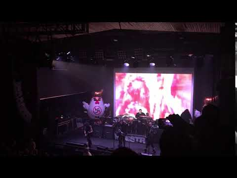 Ministry live in Houston