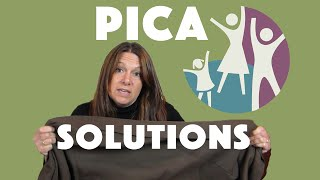Autism Resources | PICA  Eating Sheets & Clothes