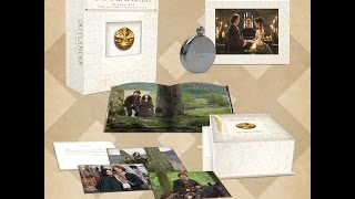 Unboxing the Outlander Season 1 Ultimate Collector's Edition