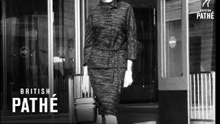 Belgium: Woollen Fashions By Baum (1964)