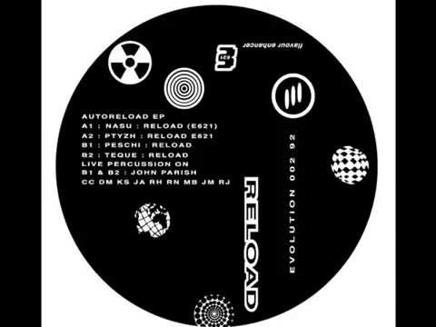 RELOAD - AUTORELOAD (1992) VINYL