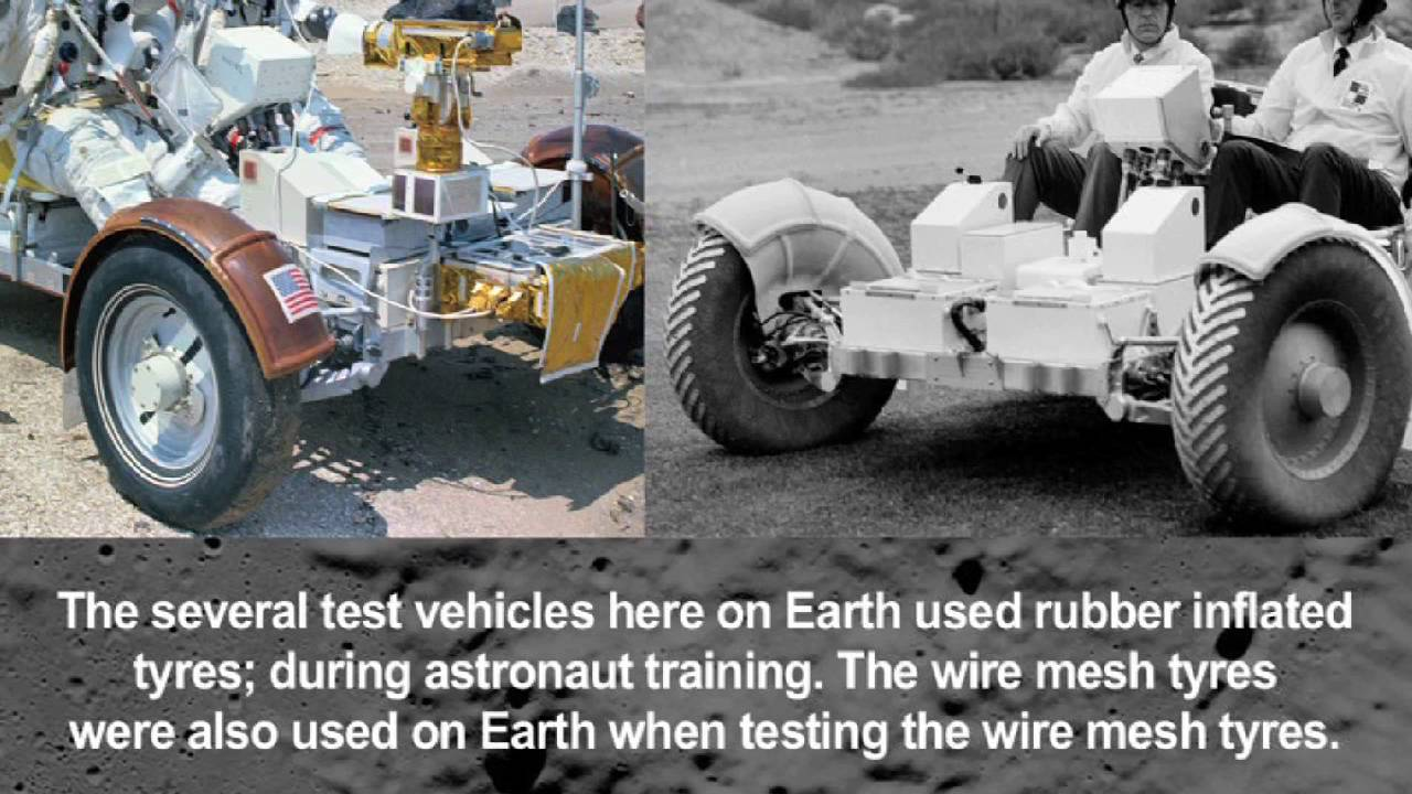 DEBUNKED: Moon Buggy Debunked Those Tyres Aint Right - YouTube