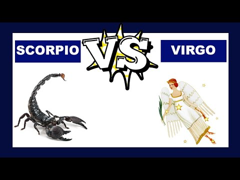 Scorpio vs  Virgo: Who Is The Strongest Zodiac Sign?