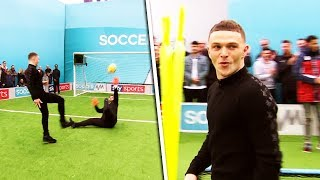 Kieran Trippier vs Tom Davis | Soccer AM Pro AM