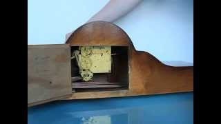 WINCHESTER JOLISSON HERMLE Mantel TOP Clock LARGE TRIPLE Chime German LARGE 015