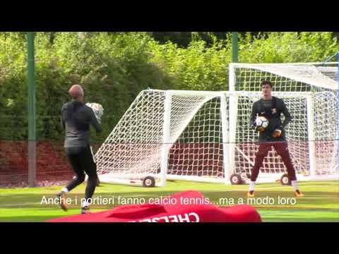 ⚽⚽ Chelsea | ANTONIO CONTE: calcio tennis diverso...