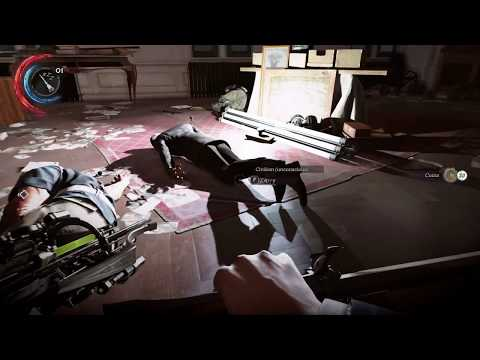 Let's Play Dishonored 2 (Emily:) 44 The Grand Palace - Part 3