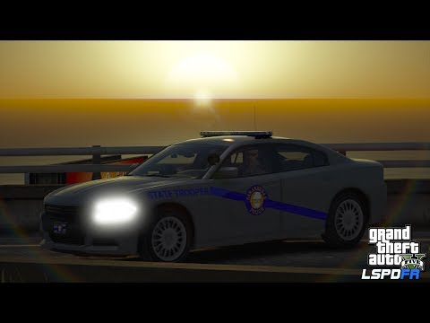 GTAV-LSPDFR Day-344 Kentucky State Police (Based) Why do they always run? Road to 10K!