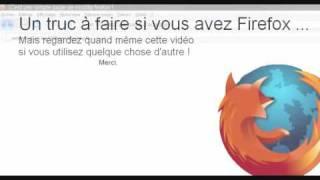Truc secret dans Mozilla Firefox