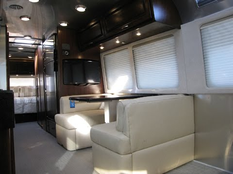 Ultra Modern Luxury RV 2016 Airstream Classic 30J New At