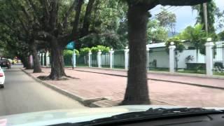 Dili city drive, Timor Leste